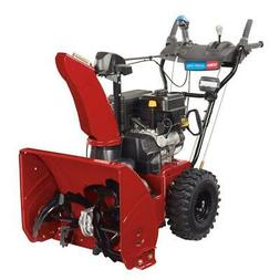 Toro Two Stage Electric Start Gas Snow Blower Power Max 826