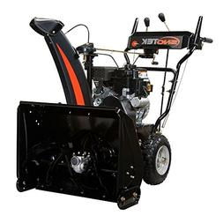 24 in. Two-Stage Electric Start Gas Snow Blower