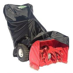 Hybrid Covers Two Stage Snow Thrower Cover, Universal Size,