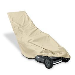 Porch Shield 100% Waterproof Lawn Mower Cover, Heavy Duty 60
