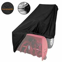 Waterproof Snow Thrower Cover Two Stage Snow Blower Cover Pr
