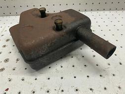 MTD Yard Machine 4.5hp Snow Blower OEM Exhaust Muffler and B