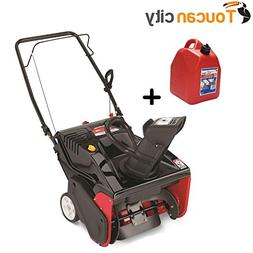 Yard Machines 21 in. 179 cc Single-Stage Electric Start Gas