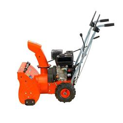 "Yardmax YB5765 22"" Gas 2-Stage Snow Blower NEW IN BOX  6.5 h"