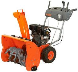 YARDMAX YB6770 Two-Stage Snow Blower, LCT Engine, 7.0HP, 208