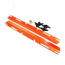 YARDMAX YBDC2 2 Stage Snow Blower Drift Cutters – 19in